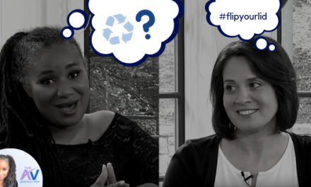 #FlipYourLid Challenge Interview with Dawn