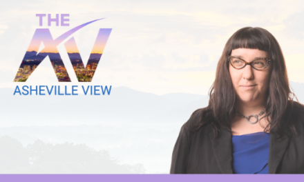 Sarah Benoit visits The Asheville View (Anything for Clout)