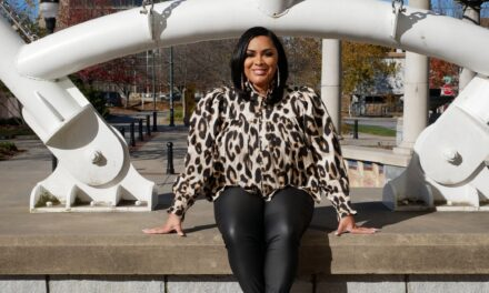 5 LIFE LESSONS from our First African American Miss Asheville