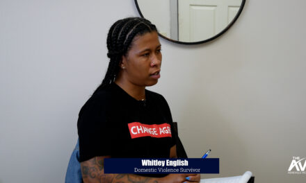 Domestic Violence Up Close: Whitley's Story part 2